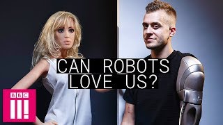 Video Can Robots Love Us? MP3, 3GP, MP4, WEBM, AVI, FLV September 2018