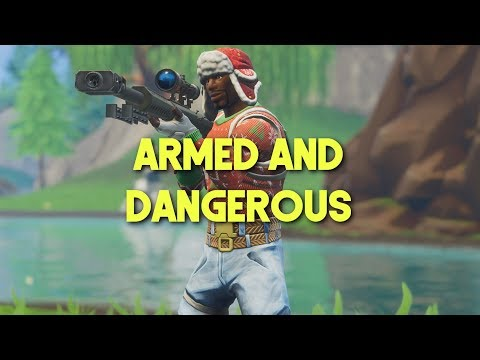 Fortnite Montage - Armed And Dangerous