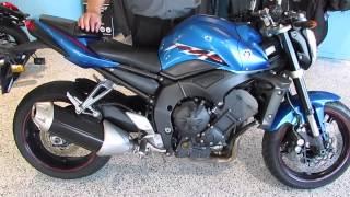 8. Oliver's Used Bikes; 2007 Yamaha FZ1