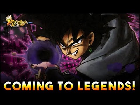 CRAZY BREAKING NEWS! GOKU BLACK IS COMING To Dragon Ball Legends