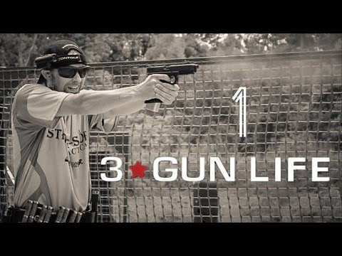 3-GUN LIFE: GETTING STARTED IN 3-GUN ON A BUDGET [EPISODE 1]