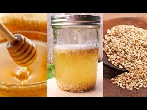 Consume Honey And Sesame Seeds for a Month and This Will Happen to Your Body