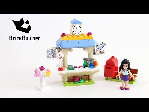 """Конструктор Lego Friends 41098""""Туристический киоск Эммы"""""""