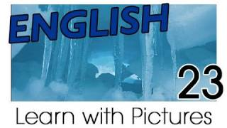 English Winter Vocabulary, Learn English Vocabulary With Pictures