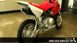 8. 2015 Honda CRF 50F  - Lifestyles Honda - Mount Vernon, Wa...