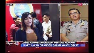 Download Video Polisi Segera Panggil 5 Artis Terbukti Kuat Terlibat Prostitusi Online - iNews Sore 10/01 MP3 3GP MP4