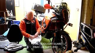 8. KTM 1290 Superadventure S accessories