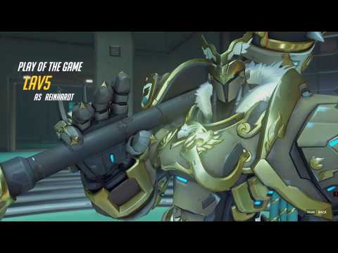 First time as Rein XD