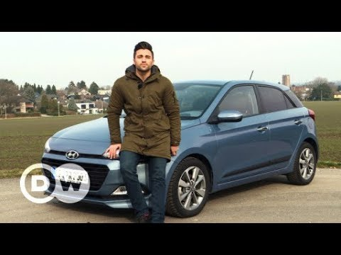 Hyundai i20 - Winzig - Cityflitzer, gut auch auf der  ...