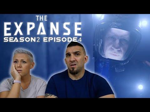 The Expanse Season 2 Episodes 4 'Godspeed' REACTION!!