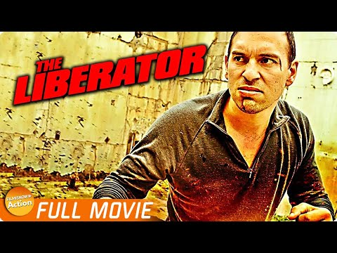 THE LIBERATOR (2017) FULL MOVIE | Ben Lettieri | Martial arts action movies