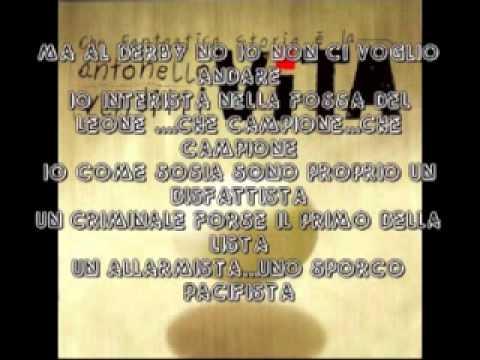 , title : 'Antonello venditti - Il sosia con testo'