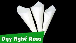 Cạo socola - Sủi hoa loa kèn - Bài 14