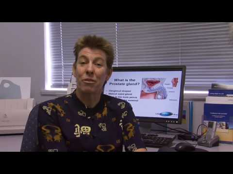 Talking to the Urology Nurse Part One