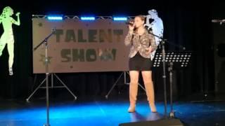 Video Jiřina Lysáková - Stíny (LIVE, TalentShow Napajedla 2017)