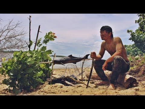 ติดเกาะร้าง เอาชีวิตรอด ทำอาหารเมนูเด็ด!!