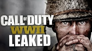 COD WWII - LEAKED!