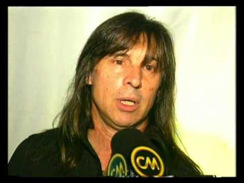Rata Blanca video Entrevista CM - Archivo 2001