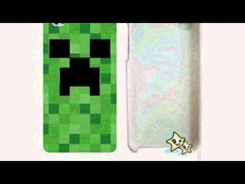Video Check out the latest tube of Minecraft Creeper IPHONE44S Case