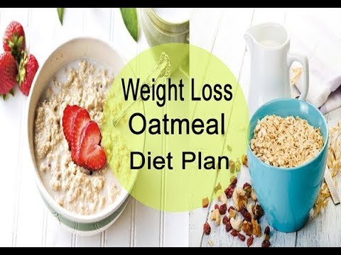 How To Lose Weight Fast With Oats Diet Plan| Lose 7 kg In 7 Day| Indian Oat Meal Diet Plan