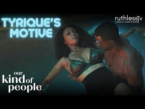 Tyrique's Motive | Our Kind Of People Season 1 Episode 3 | Scene Breakdown