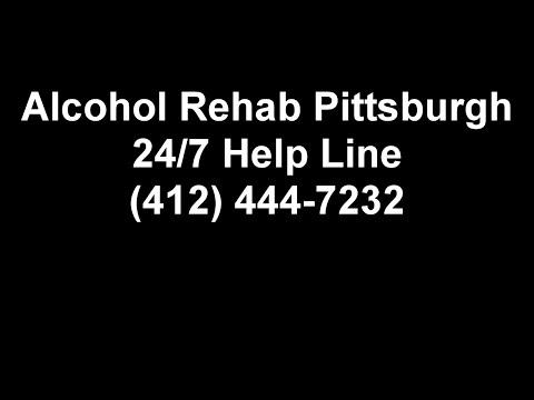 Alcohol Rehab Pittsburgh – (412) 444-7232