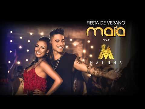 Letra Fiesta de verano Maia Ft Maluma