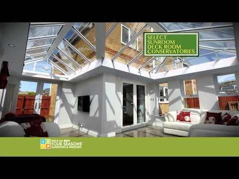 Four Seasons Sunrooms and Windows TV Commercial