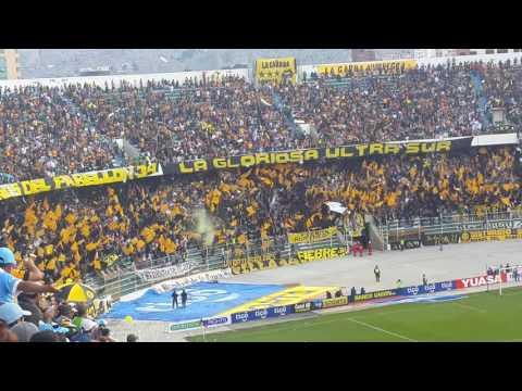 El mejor clásico de Bolivia The Strongest vs Bolivar - La Gloriosa Ultra Sur 34 - The Strongest