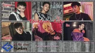 Download Lagu Bigflo (빅플로) – Better Life k-pop [german Sub] Stardom: 4th Mini album Mp3