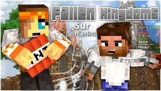 Video Minecraft - FALLEN KINGDOMS : Intense sur EPICUBE! (ft. Jutopi) MP3, 3GP, MP4, WEBM, AVI, FLV Oktober 2017