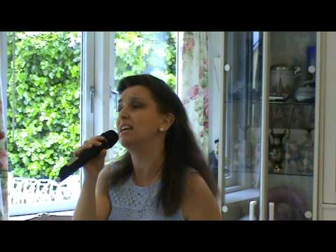 Anjelika Mounzer - The greatest love of all (видео)