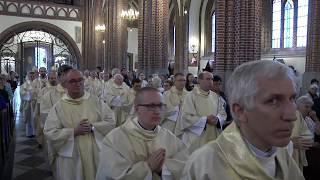 """INFORMACJE O TRANSMISJI Msza św. zostanie odprawiona na zakończenie Sympozjum """"Świeccy a misje"""" pod..."""