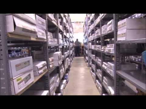 Weaver Auto Parts Machine Shop Tour Part 5