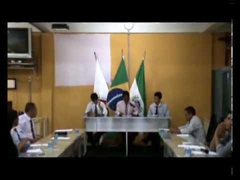 12ª Reunião Ordinária da Câmara Municipal – Exercício de 2014