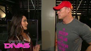 Nonton Brie Bella seeks help from John Cena: Total Divas, January 11, 2015 Film Subtitle Indonesia Streaming Movie Download