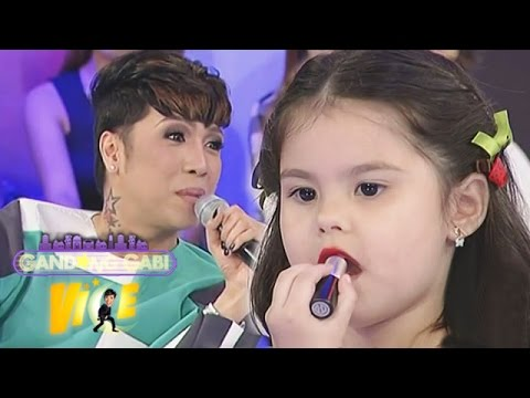 Shows - Watch Kendra Kramer as she shows Vice Ganda how to put lipstick without using a mirror. Subscribe to the ABS-CBN Online channel! - http://bit.ly/ABSCBNOnline Watch the full episodes of Gandang...