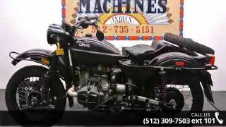 4. 2013 Ural Tourist W/ Sidecar *Managers Special*  - Dream ...