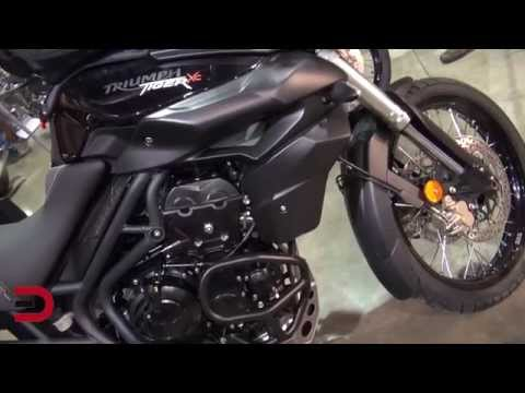 Triumph Motorcycles Revealed on Everyman Driver