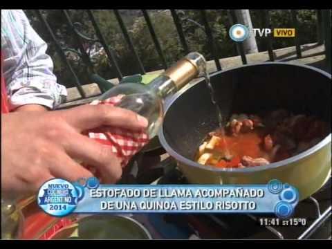 Nuevo Cocinero 2014 Finalista Salta