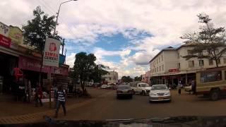 Moshi Tanzania  city images : GoPro Driving Tour of Moshi, Tanzania (Africa)