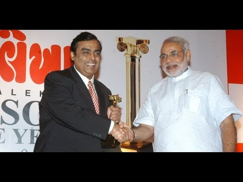 Mukesh Ambani Receives Chitralekha Person Of The Year Award