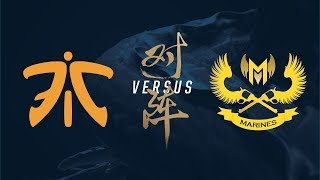 FNC vs. GAM | Group Stage Day 1 | 2017 World Championship | Fnatic vs GIGABYTE Marines