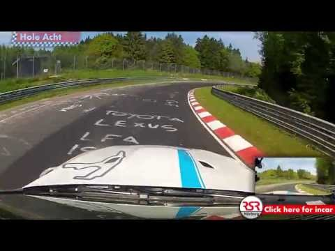 RSR RAW: Nurburgring Nordschleife - Ideal line for Beginners