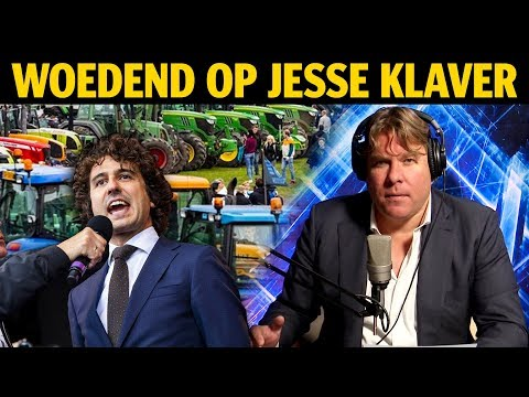 WOEDEND OP JESSE KLAVER - DE JENSEN SHOW #23