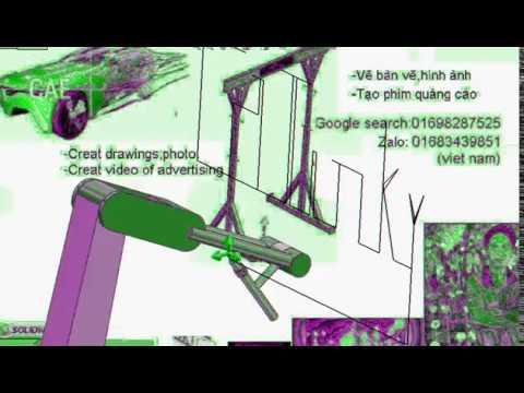 Cơ tin kỹ thuật-Rô bô vẽ chữ