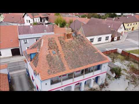 Video Prodej komerčního objektu s pozemkem - parkování,  290 m2 užitné plochy, Blatná