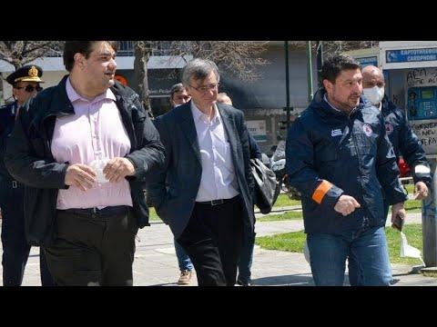 Χαρδαλιάς: Τα μέτρα για την Περιφέρεια Θεσσαλίας