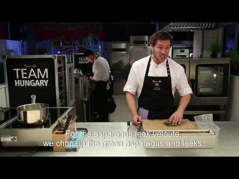 The Making Of The Meat Tray / The Training Film Of Hungarian Bocuse D'Or Academy