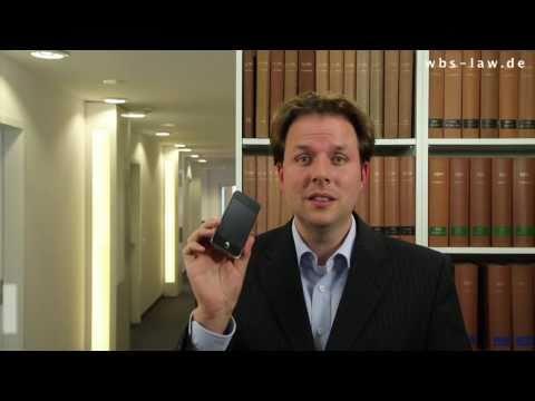 OLG Hamburg: T-Mobile muss Werbung ändern – Kanzlei Wilde Beuger & Solmecke Köln